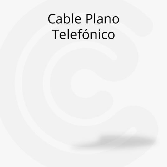 Cable Plano Telefónico
