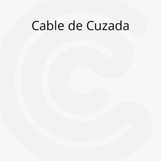 Cable de Cruzada