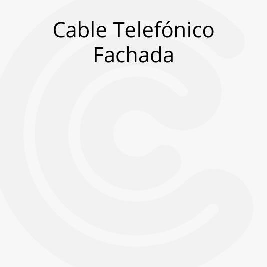 Cable Telefónico Fachada