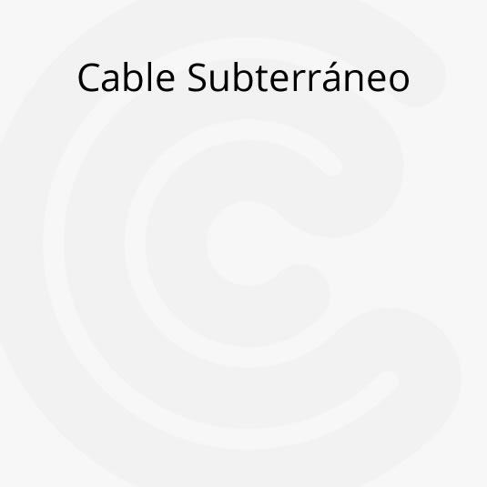 Cable Subterraneo